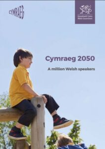 Cymraeg 2050